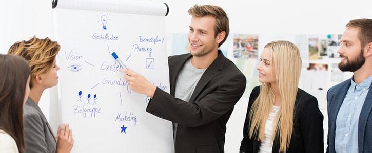 Praxiscoaching bei der Michl Group