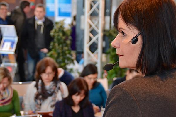 MArtina Müller-Rossbach Vortrag Interkulturelles Arbeiten